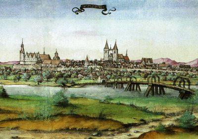 Wittenberg i 1536