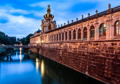 Zwinger, Dresden. Foto: Ahn Tuan Phan/ pixabay